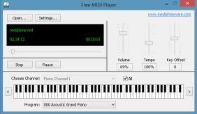 Download Free Midi Player