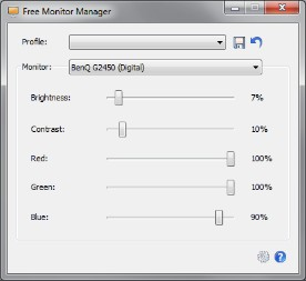 Download Free Monitor Manager