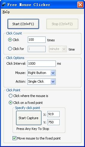 Download Free Mouse Clicker
