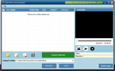 Download Free MOV to AVI Converter Pro