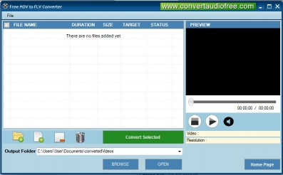 Download Free MOV to FLV Converter