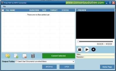 Download Free MOV to WMV Converter