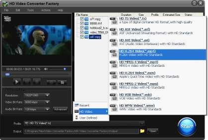 Download Free MP4 Video Converter Factory