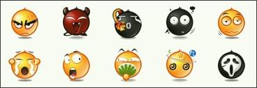 Download Free MSN Emoticons Pack 2