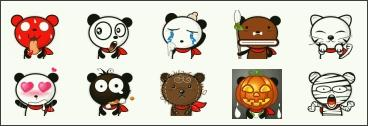 Download Free MSN Emoticons Pack 4