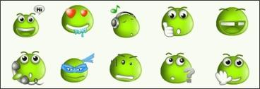 Download Free MSN Emoticons Pack 5