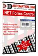 Free .NET Barcode Forms Control DLL