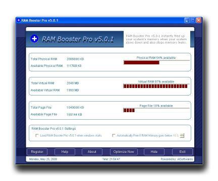 Download Free PC Memory Shield