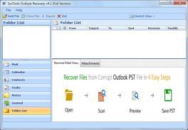 Download Free .PST Repair Tool