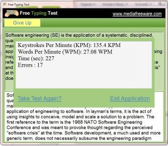 Download Free Typing Test