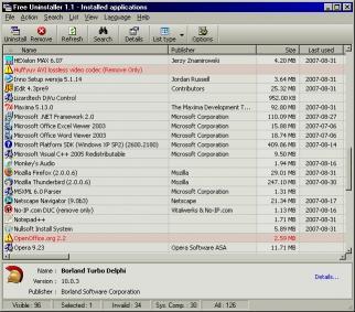 Download Free Uninstaller