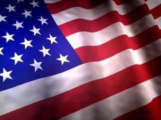 Download Free USA Flag 3D Screensaver