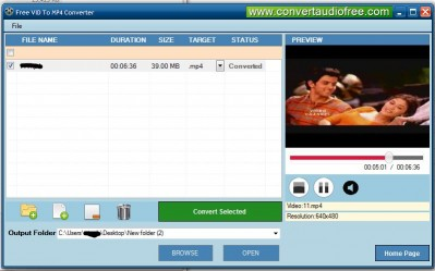 Download Free VID to MP4 Converter