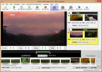 Free Video Cutter Expert