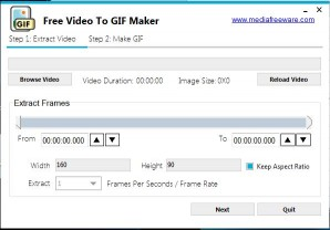 Download Free Video to GIF Maker