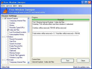Download Free Window Sweeper