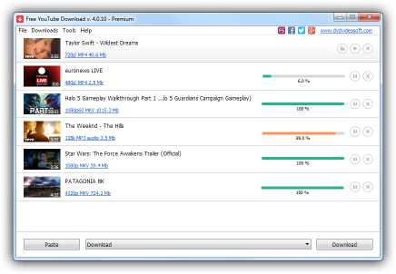Download Free YouTube Converter