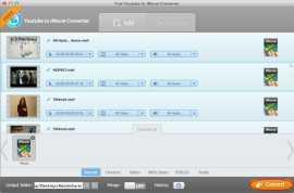 Free YouTube to iMovie Converter for Mac