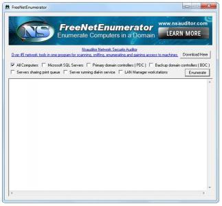 Download FreeNetEnumerator