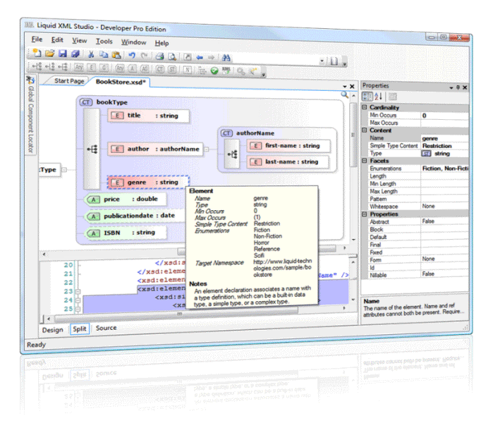 Freeware XML Diff Tool - standaloneinstaller com