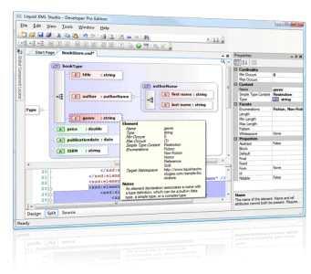 Freeware XSD Editor