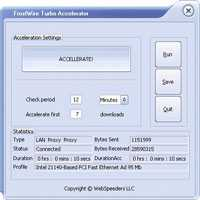 Download FrostWire Turbo Accelerator