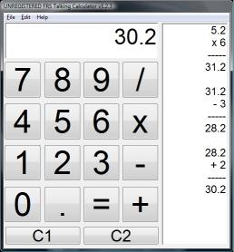 Download FRS Talking Calculator