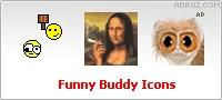 Download Funny AIM Buddy Icons