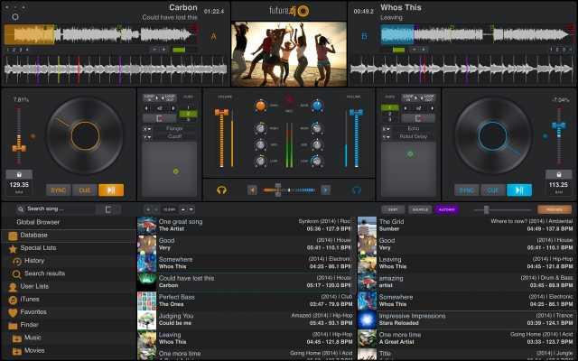 Download FutureDecks DJ