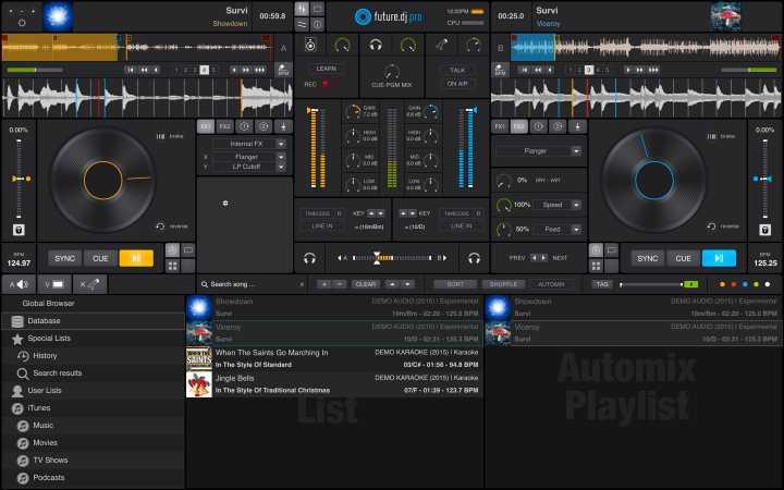 Download FutureDecks DJ pro