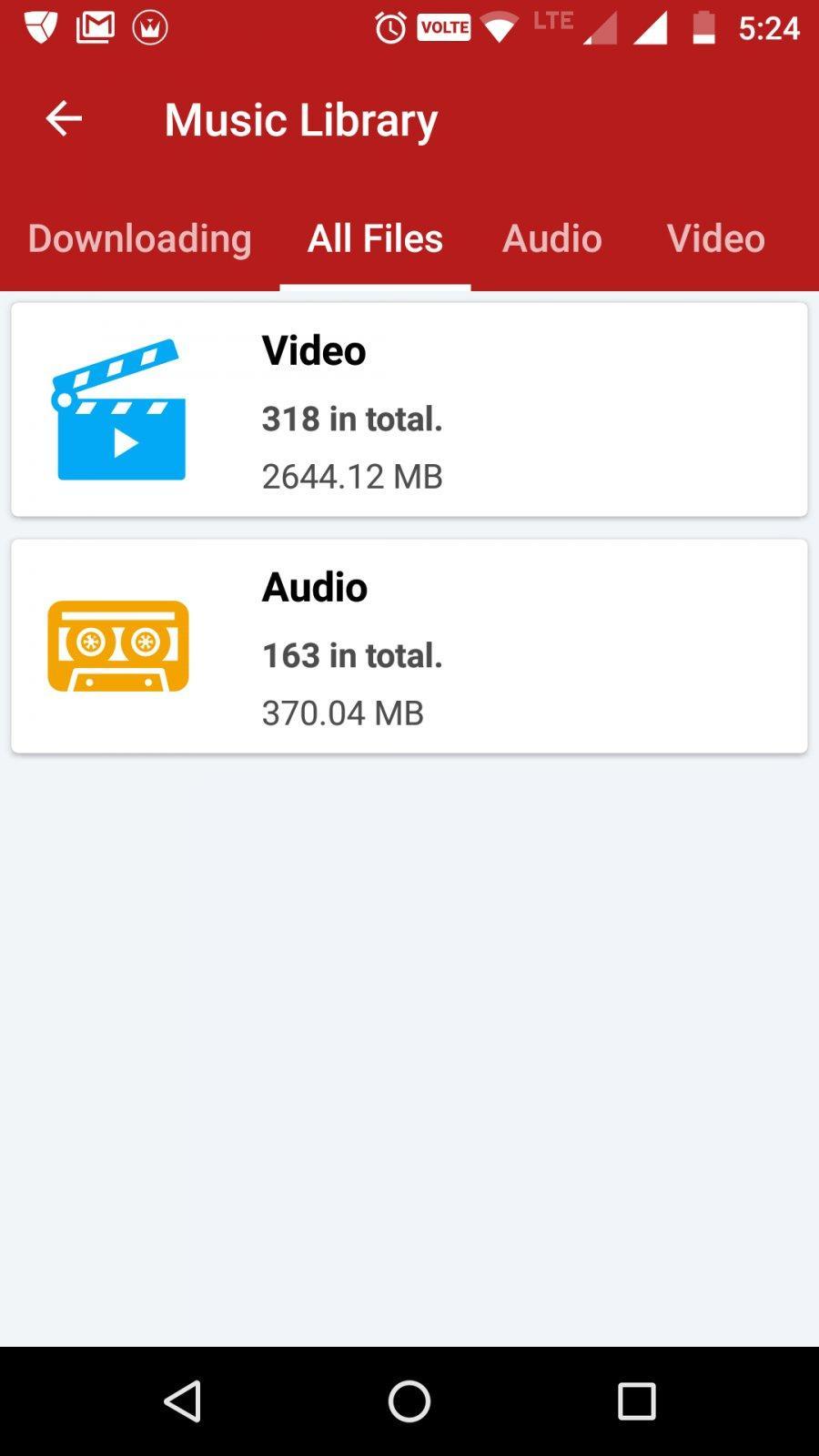 FvdTube Youtube Downloader for Android - standaloneinstaller com