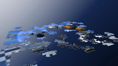 Download Gaia 3D Jigsaw Puzzle Screensaver