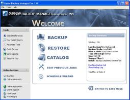 Download Genie Backup Manager Professional