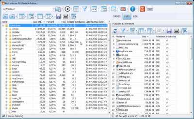 Download GetFoldersize (Portable Edition)