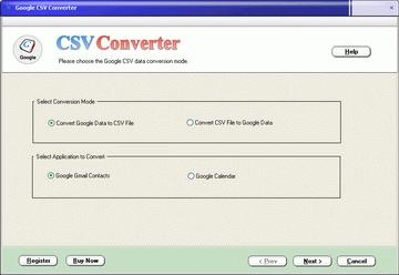 Download GG-CSV Converter