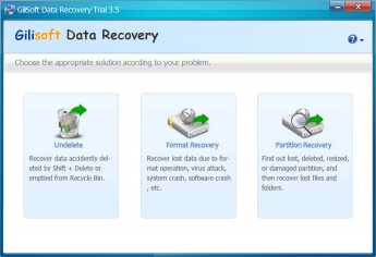 GiliSoft Mac Data Recovery