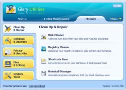 Download Glary Utilities Portable