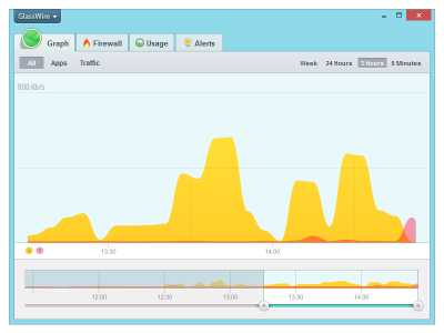 Download GlassWire Free Firewall
