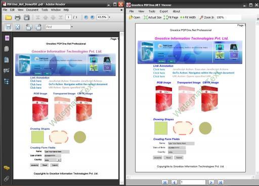 Download Gnostice PDFOne .NET ProPlus