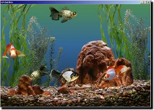 Download Goldfish Aquarium