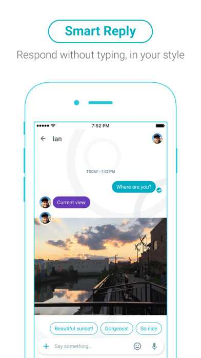 Google Allo for iPhone
