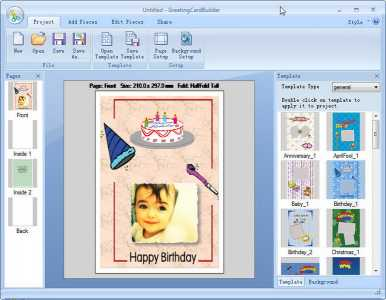 Download Greeting Card Builder