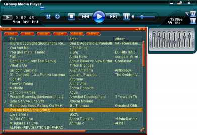 Download Groovy Media Player
