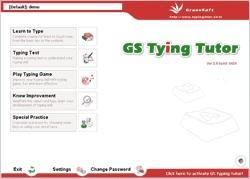 Download GS Typing Tutor