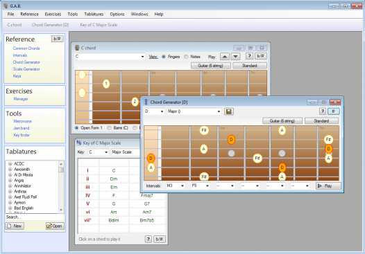 Download Guitar and Bass
