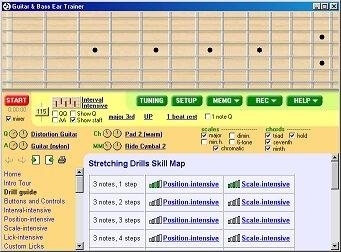 Download Guitar and Bass Ear Trainer