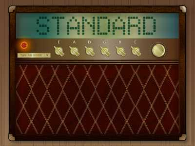 Guitar Tuner Standard