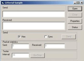 Download GXSerial