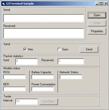 Download GXTerminal