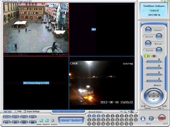 Webcams 4 free